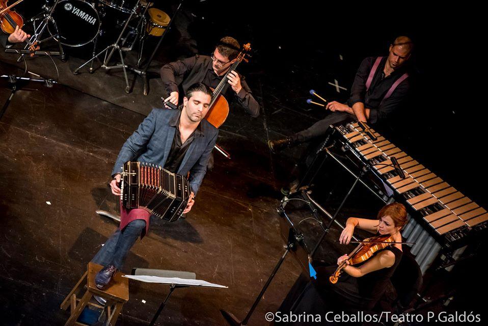 La música de Piazzola sonará en el Café Atlántico de Santa Cruz con Ensemble Cimadevilla