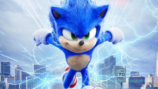 Sonic de Jeff Fowler