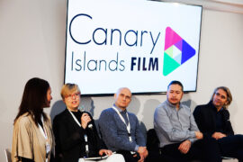Shooting in Canary Islands: Case studies  - Canary Islands Films_ (European Film Market Berlin 2020)