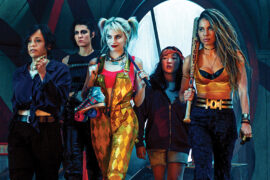 Photographer Selects; Cassandra Cain-ELLA JAY BASCO; Dinah Lance/Black Canary-JURNEE SMOLLETT-BELL; Harley Quinn-MARGOT ROBBIE; Helena Bertinelli/Huntress-MARY ELIZABETH WINSTEAD; Renee Montoya-ROSIE PEREZ