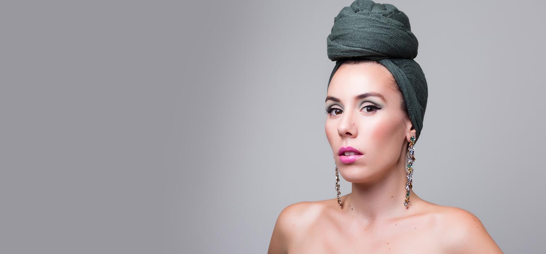 La cantante Miryam Latrece presenta su nuevo álbum Quiero cantarte en Lanzarote