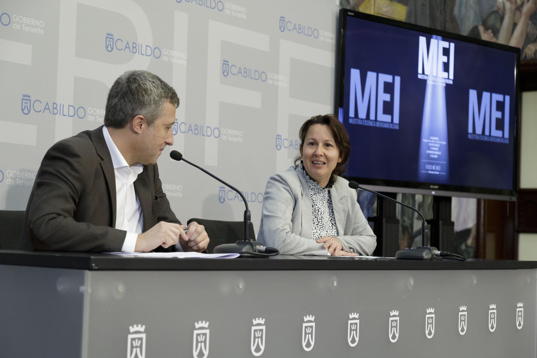 La segunda edición de MEI ofrece 12 espectáculos con actrices como Nuria Espert y Blanca Portillo