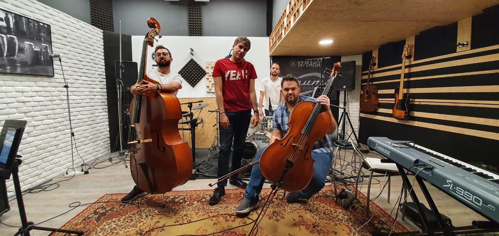 La gira IN de Alexis Alonso Quartet llega al Teatro Guiniguada