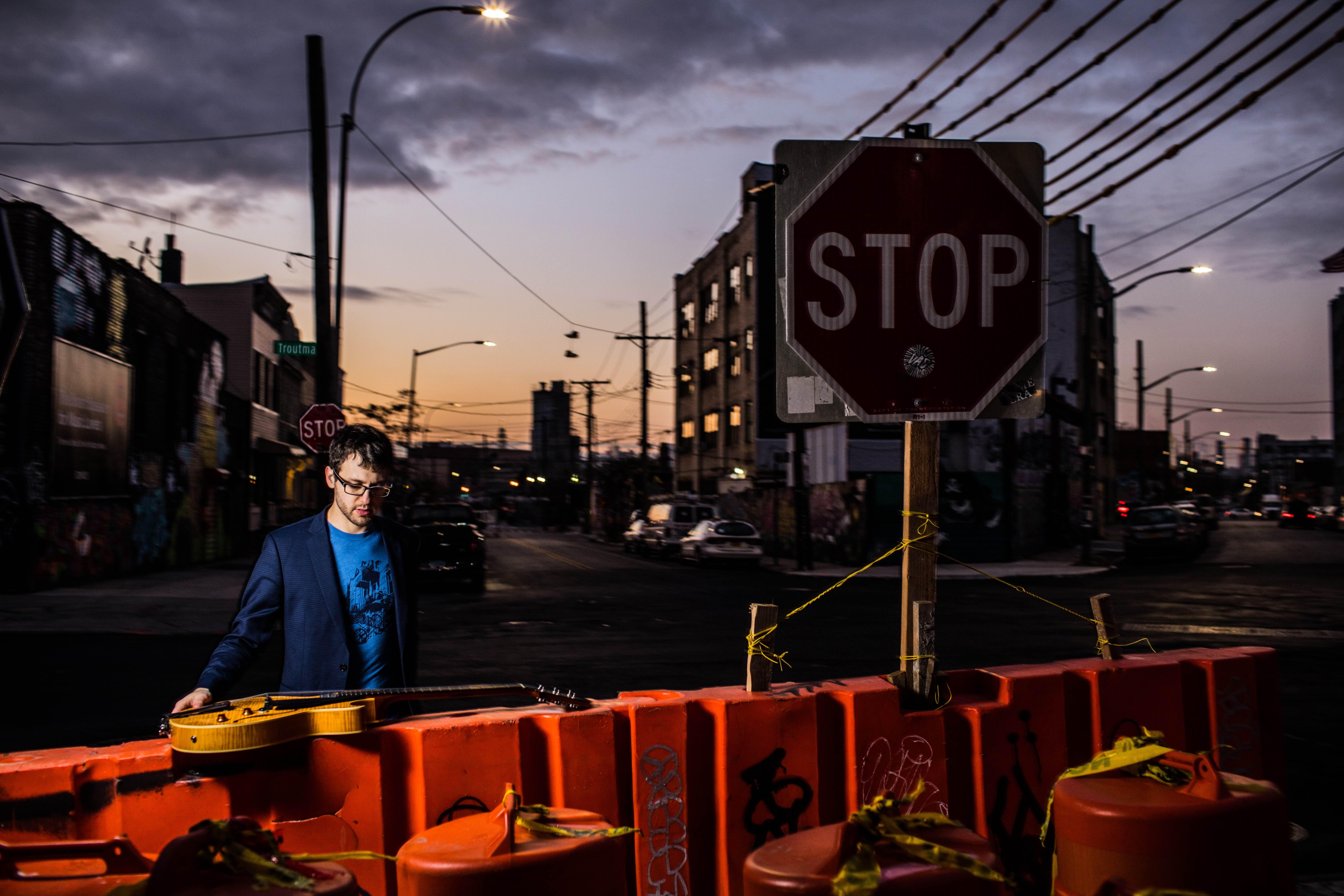 Alex Goodman: 'Este doble disco es una sola pieza conceptual'