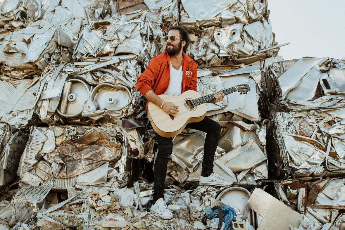 El Canijo de Jerez adelanta su EP y video promocional