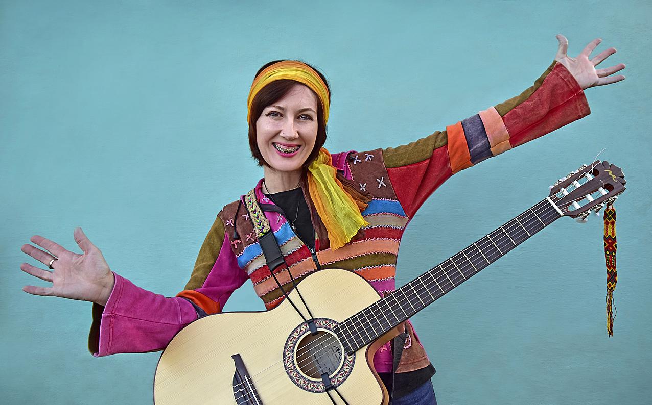 María Rodríguez publica su disco Desde el Corazón