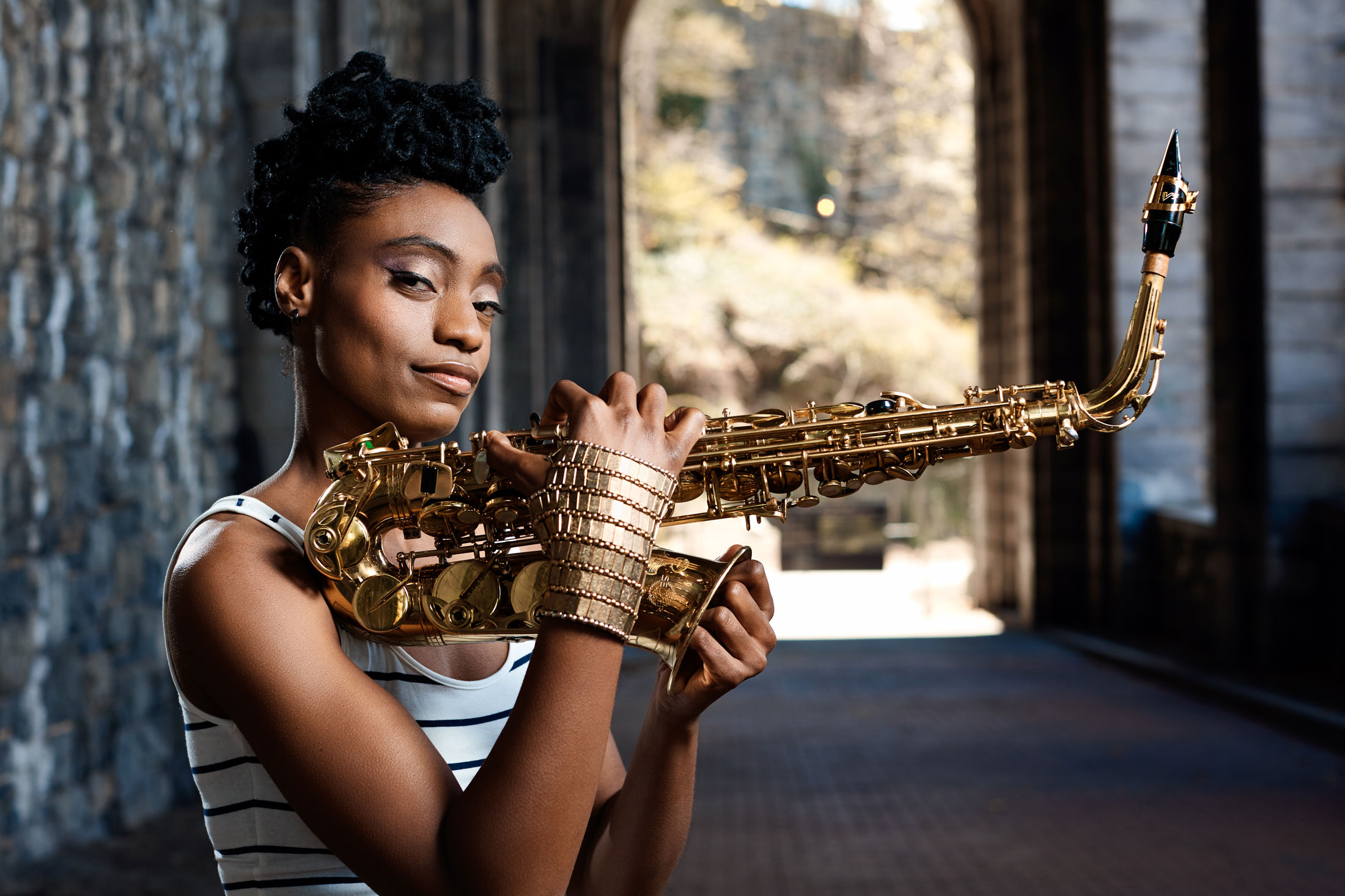 Lakecia Benjamin publica el disco Pursuance the Coltranes
