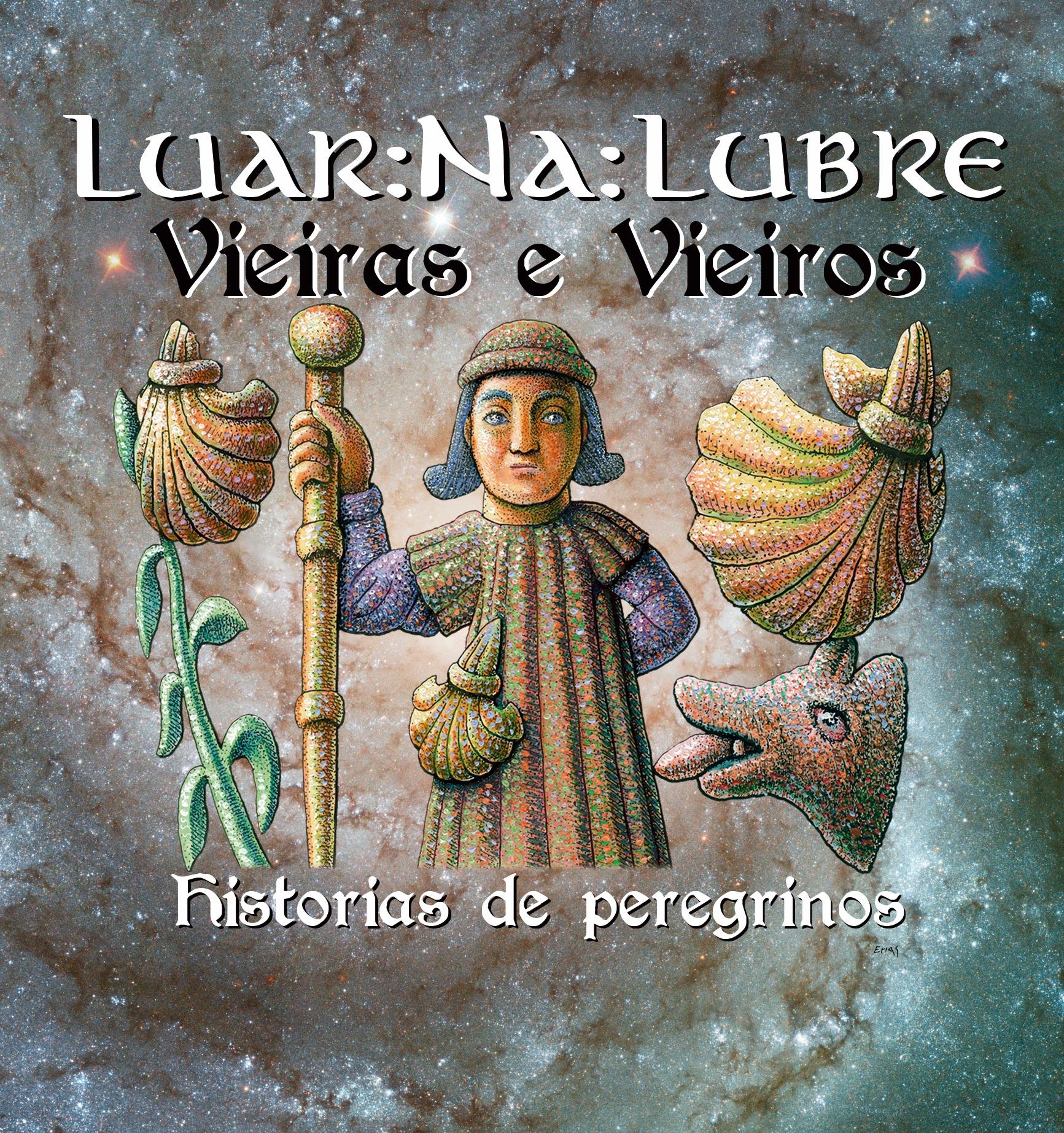 Nuevos singles del grupo gallego Luar Na Lubre