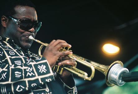 Fallece el trompetista Wallace Roney por el covid19