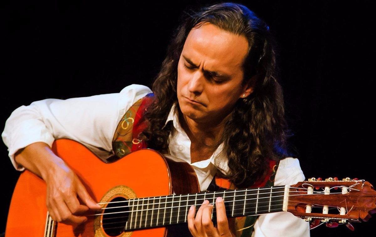 David Tavares: 'Parece una utopía hacer un flamenco tropical'