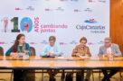 Firma de convenio de colaboración entre Fundación CajaCanarias y diversos comedores sociales. Espacio Cultural de CajaCanarias © Aarón S. Ramos/CajaCanarias
