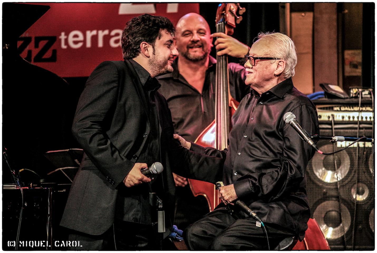 Antonio Serrano: 'Conocer a Toots Thielemans despertó en mí la curiosidad por el jazz y la improvisación'
