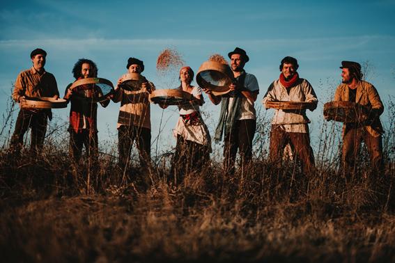 El Naán estrena el avance de su nuevo disco, Cuando el ruido regrese