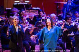 Un instante del concierto 'Morera Sinfónico (2)