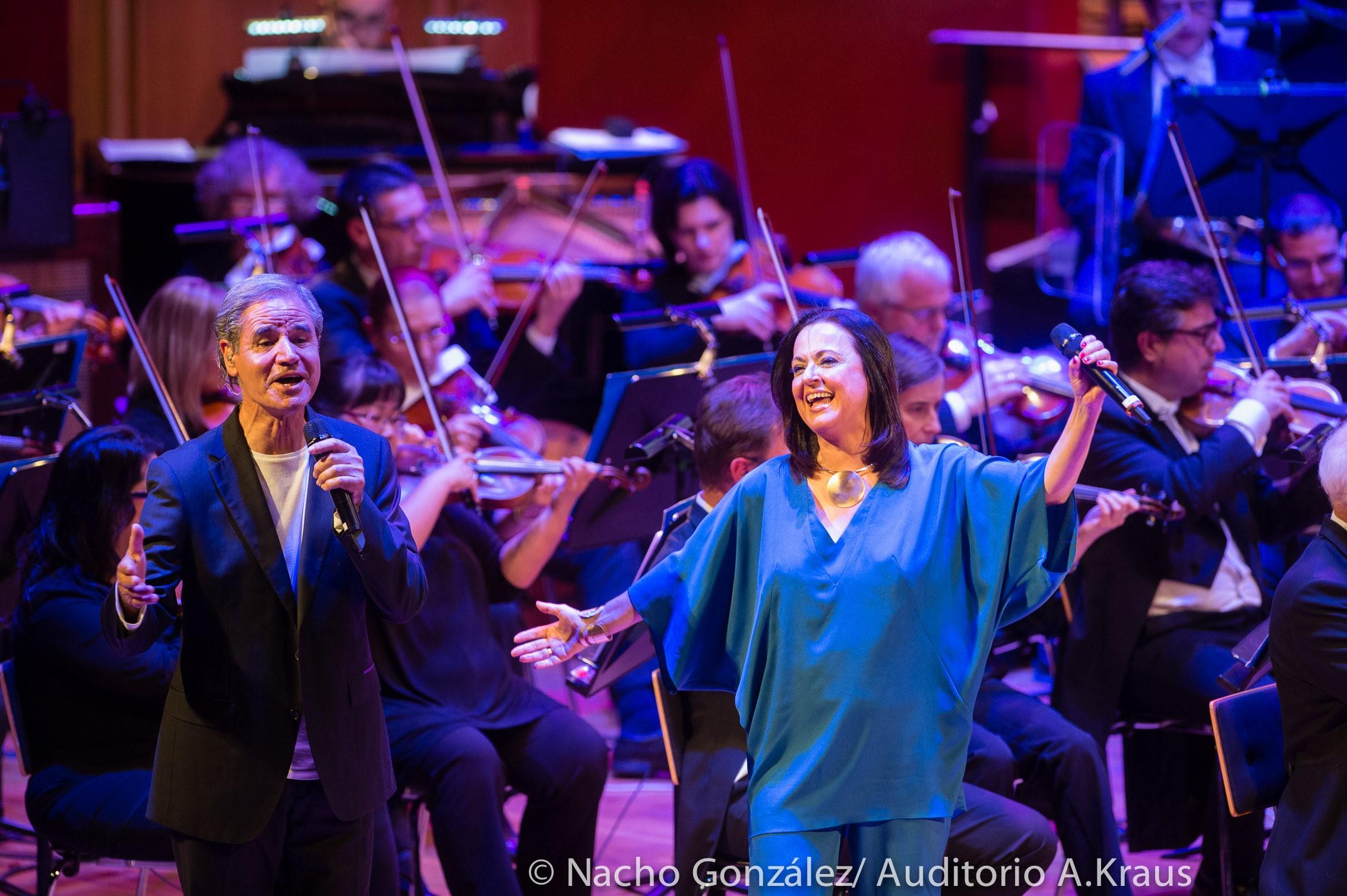 Luis Morera y la Orquesta Filarmónica de Gran Canaria comparten su concierto en redes