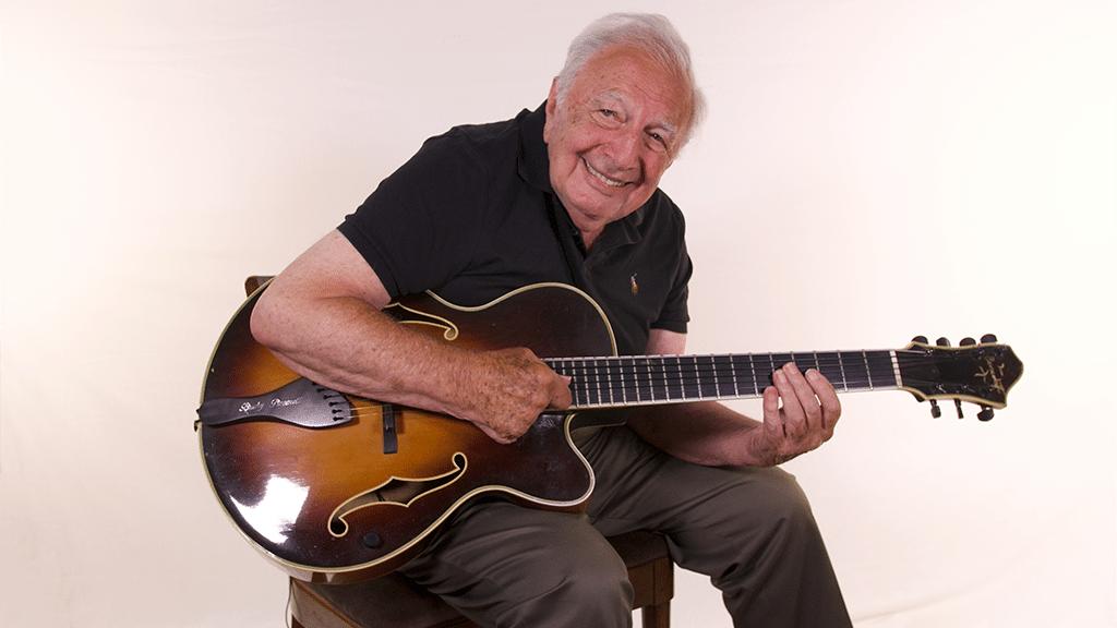 Fallece el guitarrista Bucky Pizzarelli a los 94 años
