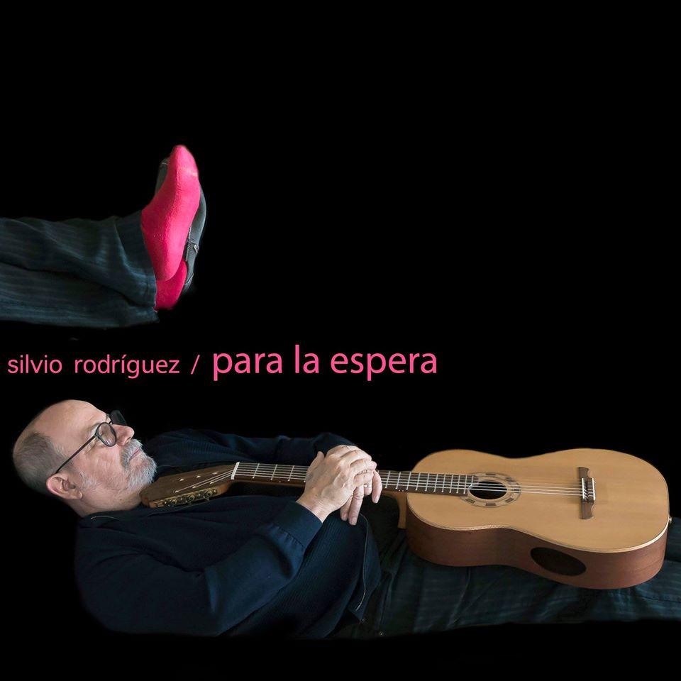 Silvio Rodríguez publica su disco Para la espera
