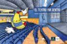 Cubierta libro El teatro por dentro