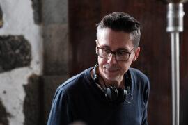 El cineasta Elio Quiroga