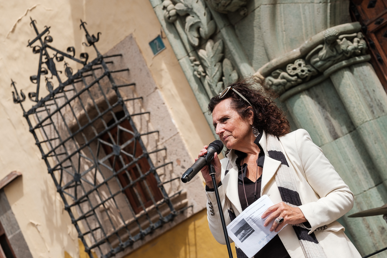 """Elena Acosta: """"Sin la interactividad con los diferentes públicos el museo carece de sentido"""""""