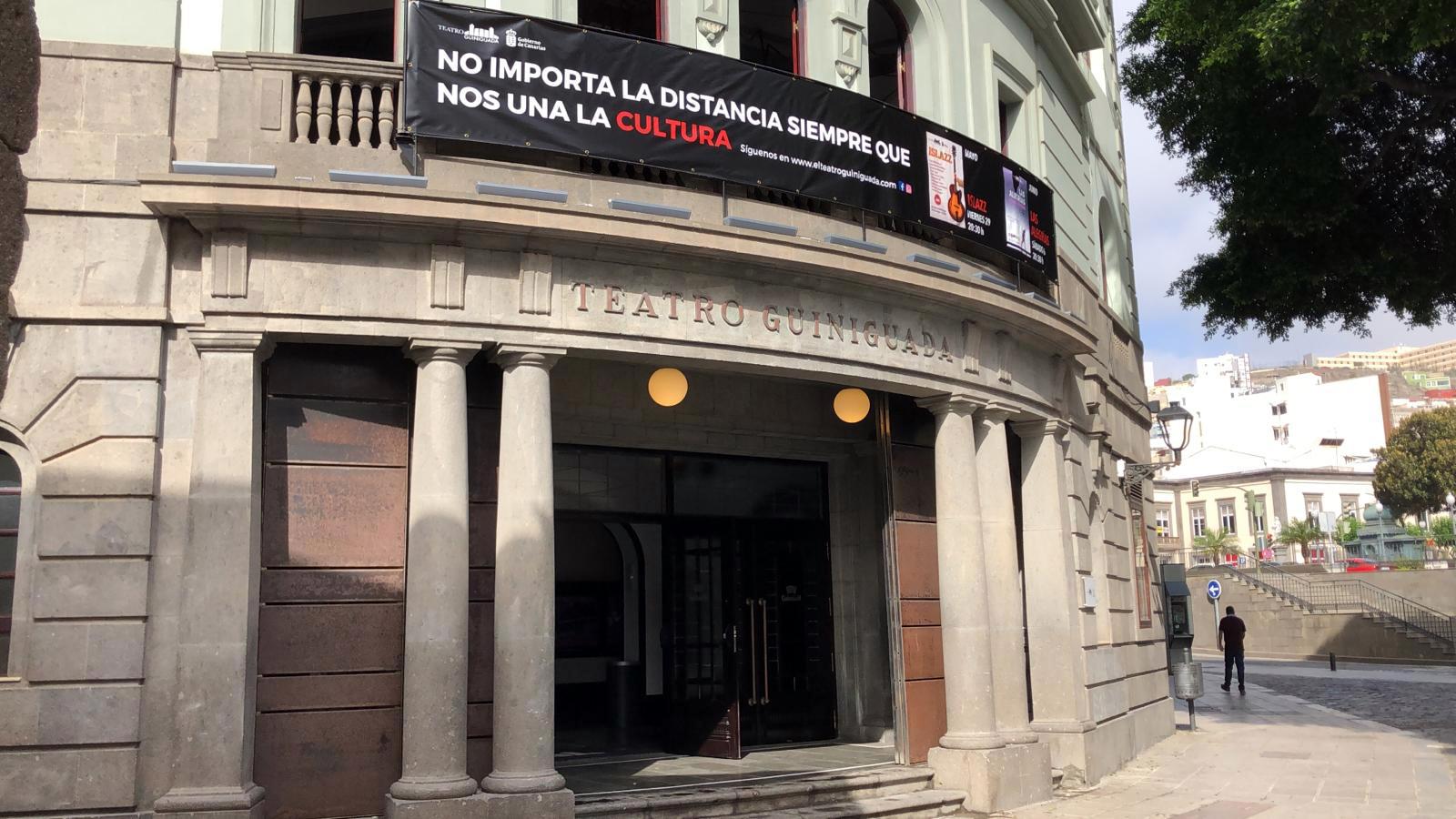 El Teatro Guiniguada sube el telón con Islazz de Yul Ballesteros