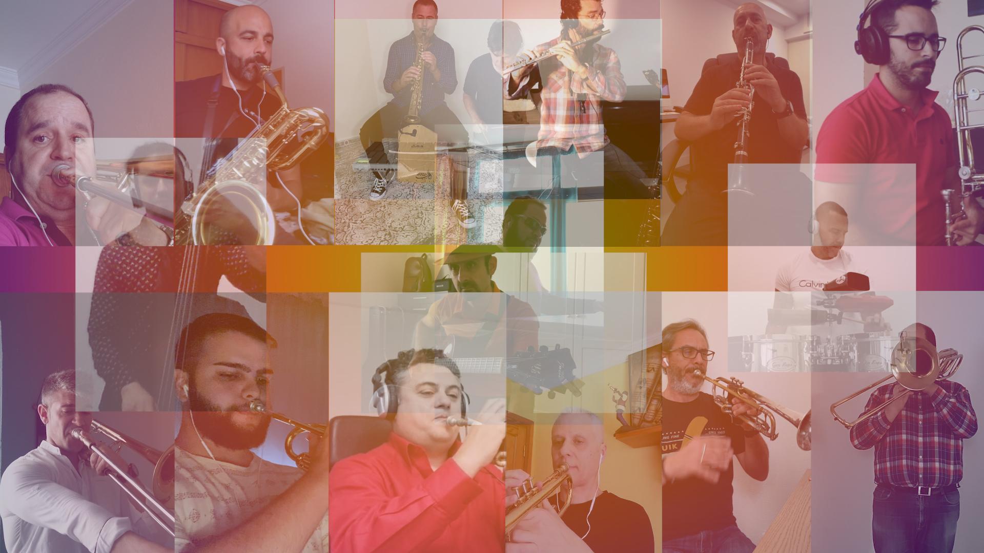La Gran Canaria Big Band acerca su Habanera Excéntrica a casa