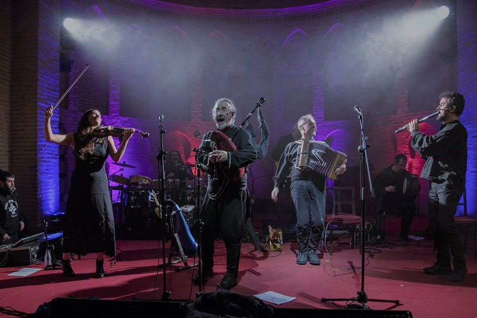 Luar Na Lubre estrena Benvido, primer single que abre su nuevo disco