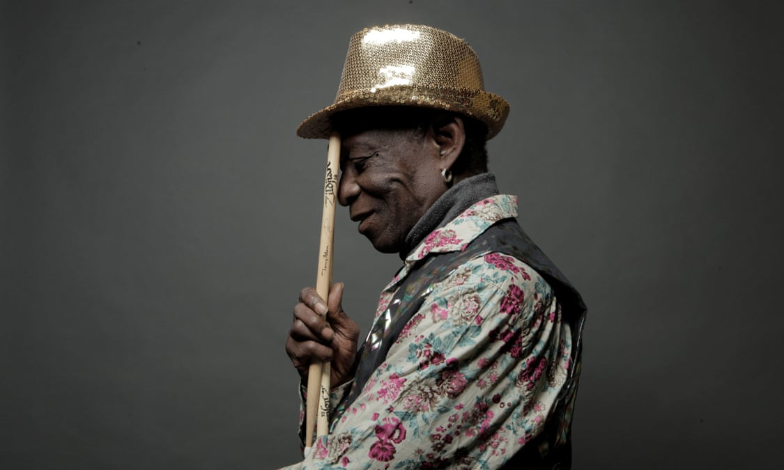 Fallece el batería Tony Allen, uno de los fundadores del afrobeat
