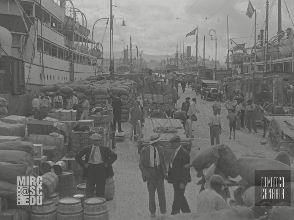 Filmoteca Canaria rescata en Estados Unidos películas de las islas filmadas por la Fox en 1925