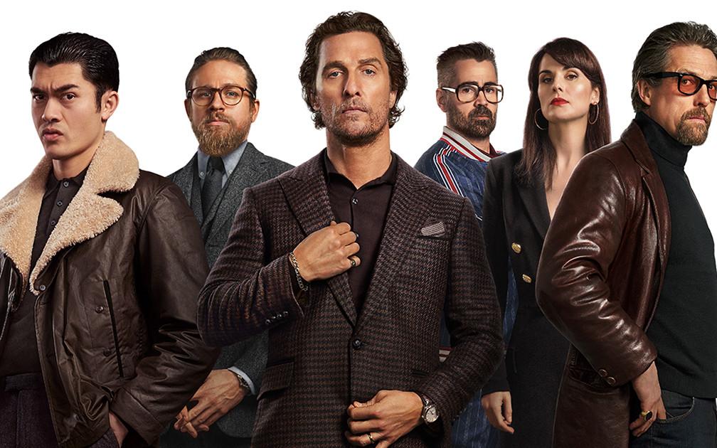 The Gentlemen : Los señores de la mafia