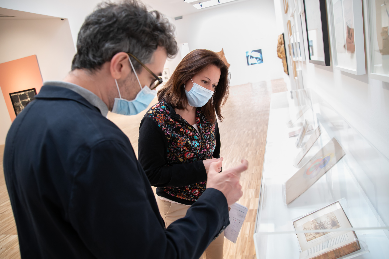 TEA Tenerife Espacio de las Artes organiza una visita guiada a la exposición Ese otro mundo