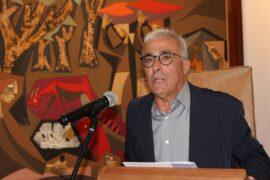César Ubierna, director de la Casa-Museo Antonio Padrón CAI