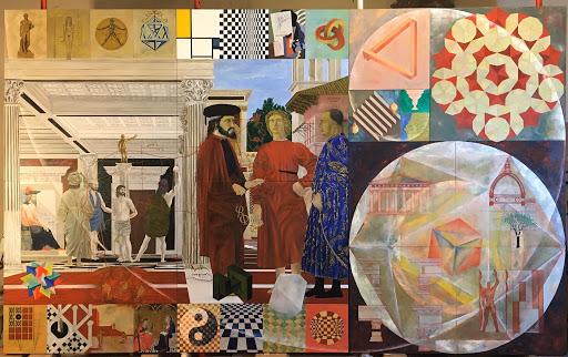 La geometría en la obra de arte según José H. Afonso