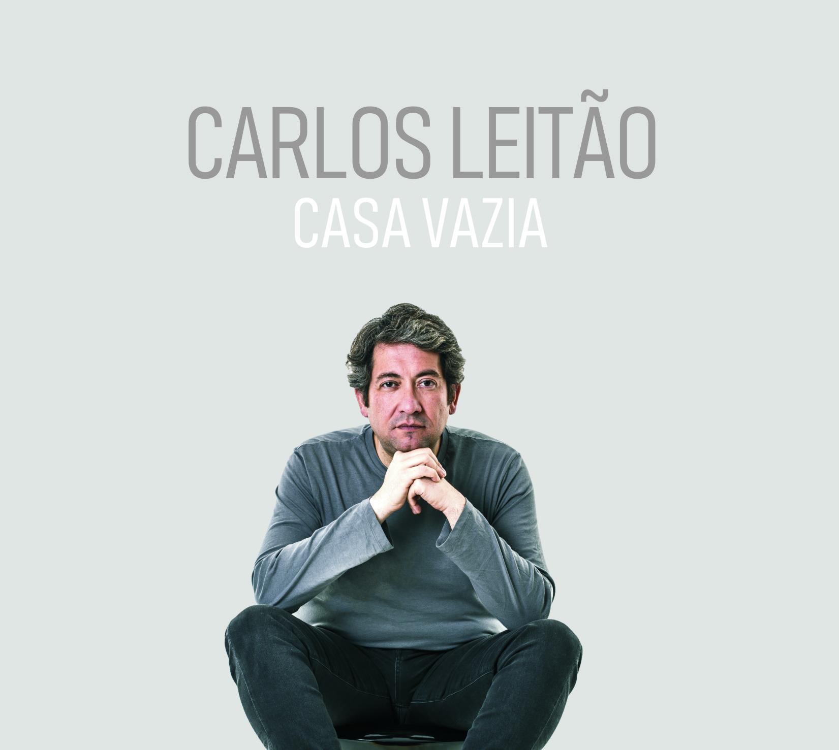 Carlos Leitão presenta su último disco, Casa Vazia