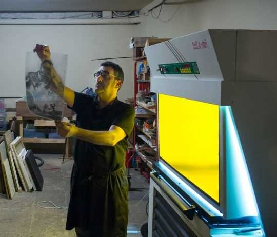 El Centro de Artes Plásticas organiza una charla y un taller online sobre artes plásticas