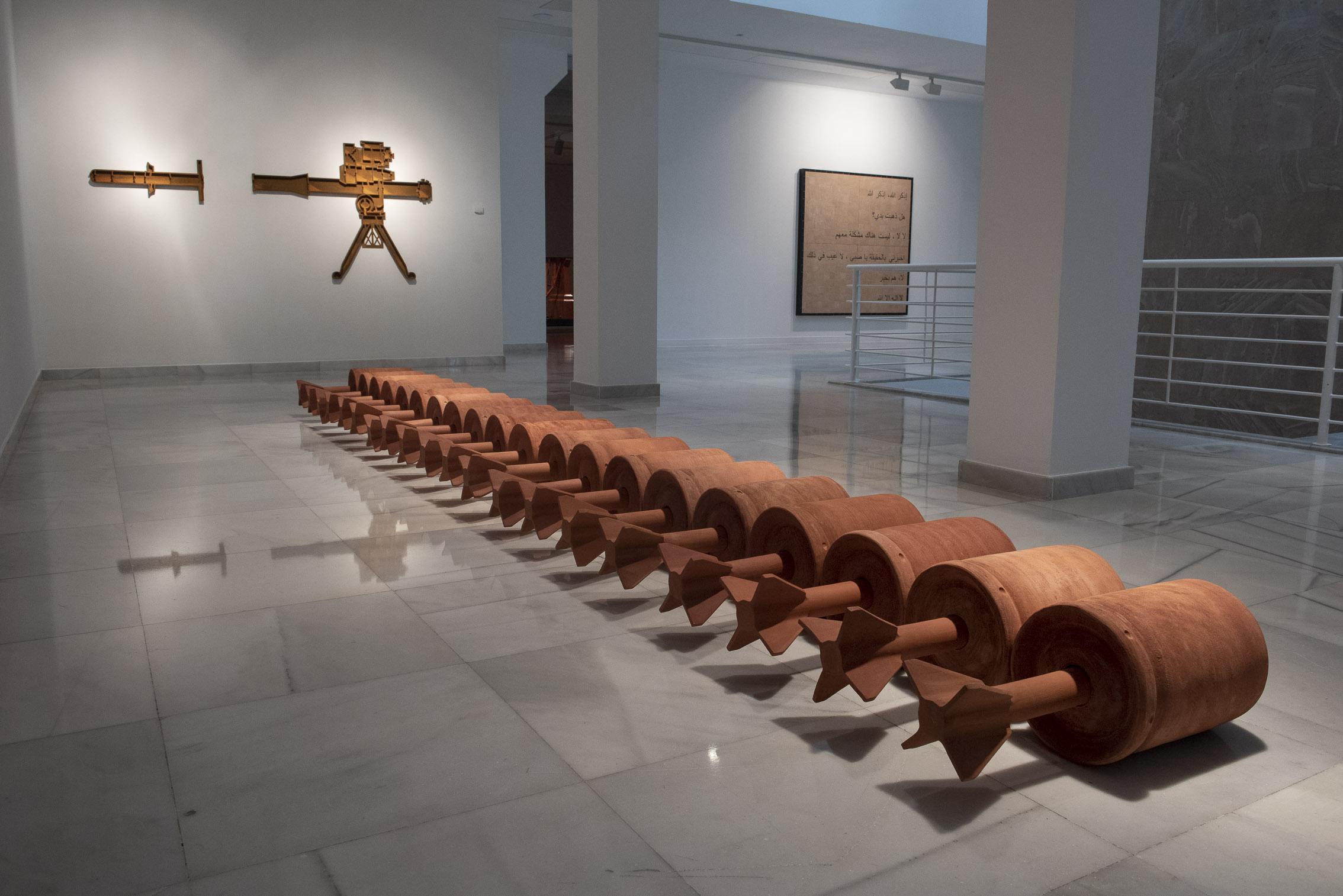 El Centro Atlántico de Arte Moderno CAAM reabre con dos muestras internacionales