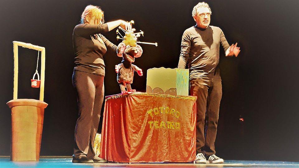 TUTitiriteas y Palabra Contada se citan este fin de semana en el Teatro Unión Tejina