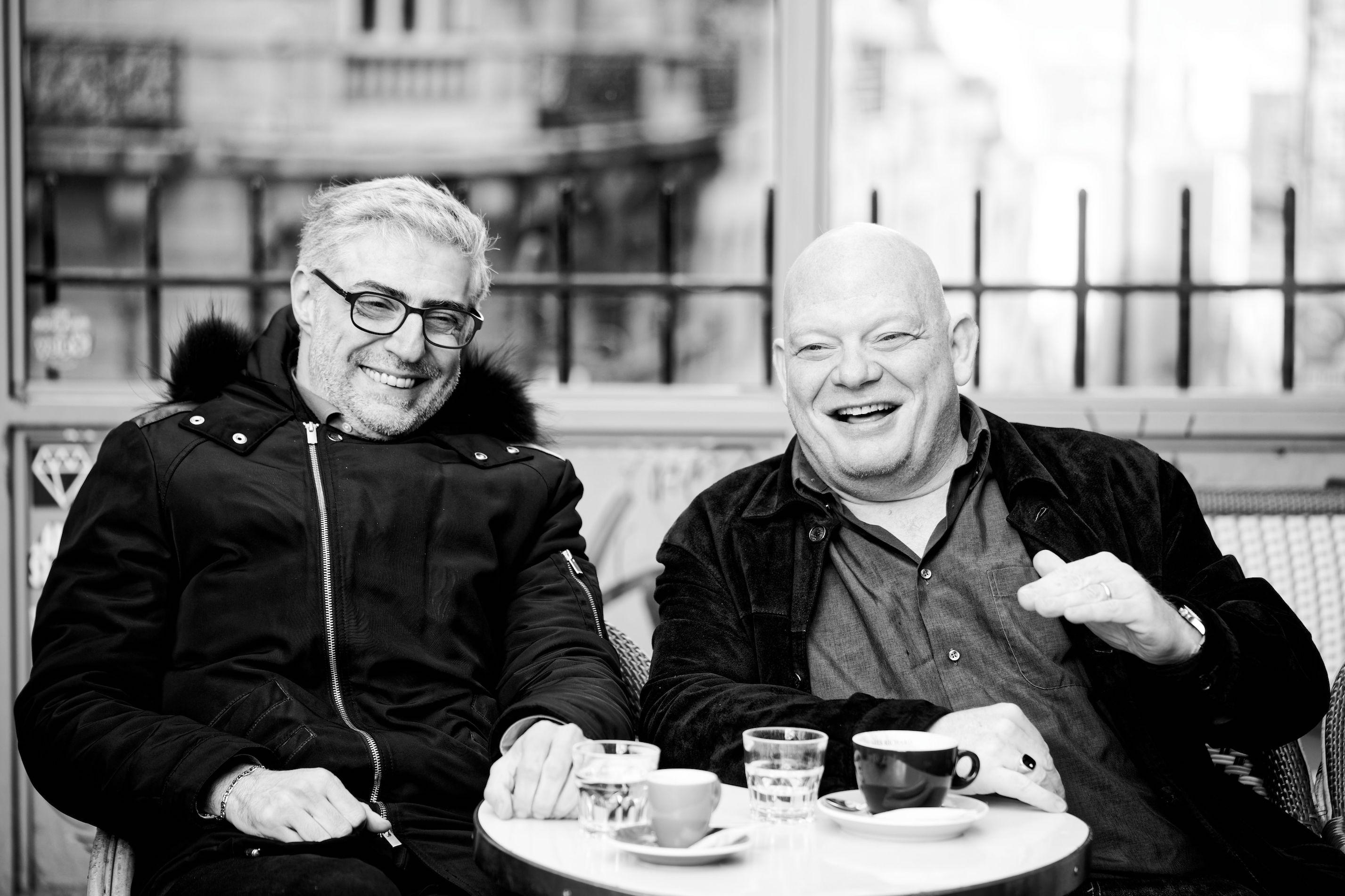 Stéphane Spira y Giovanni Mirabassi publican Improkofiev