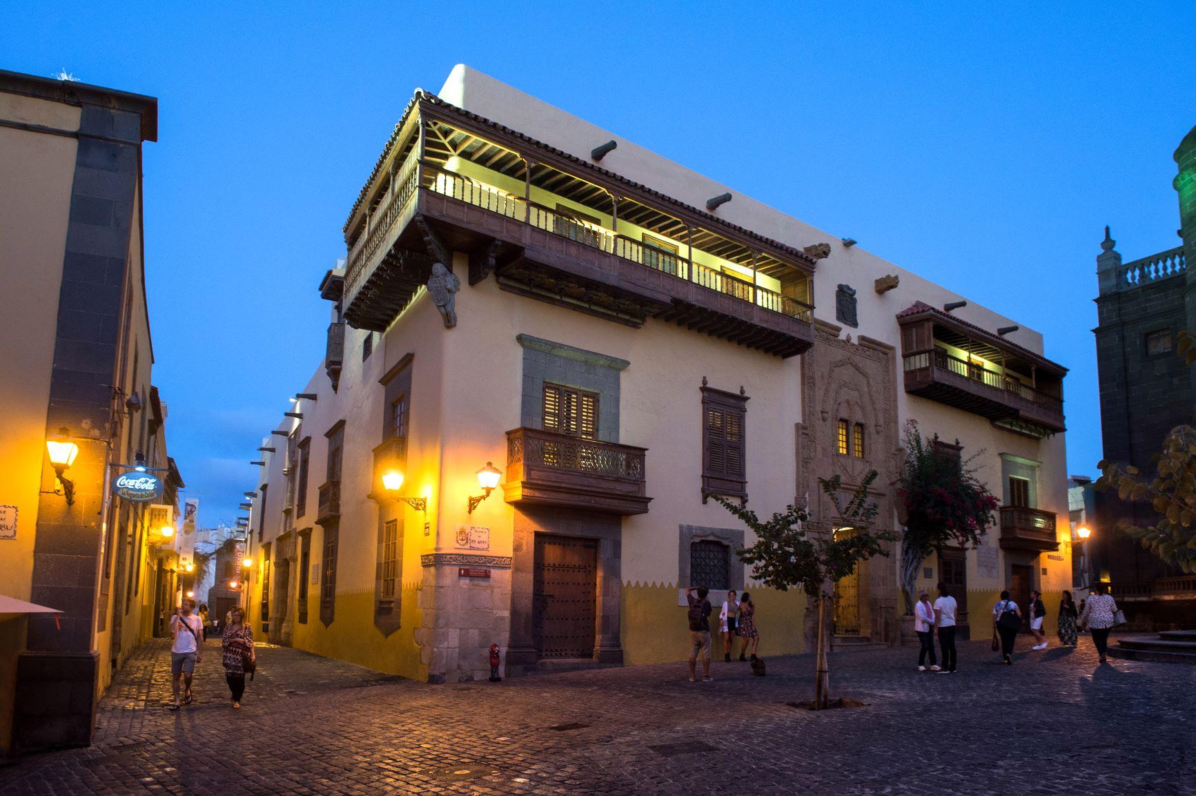 La Casa de Colón realizará el Coloquio de Historia Canario-Americano a fines de año