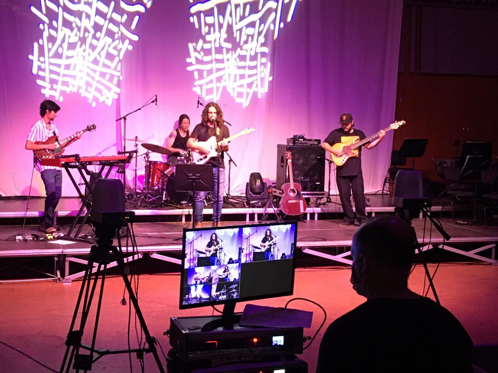 Gran Canaria, fibra sonora inicia sus sesiones de grabación
