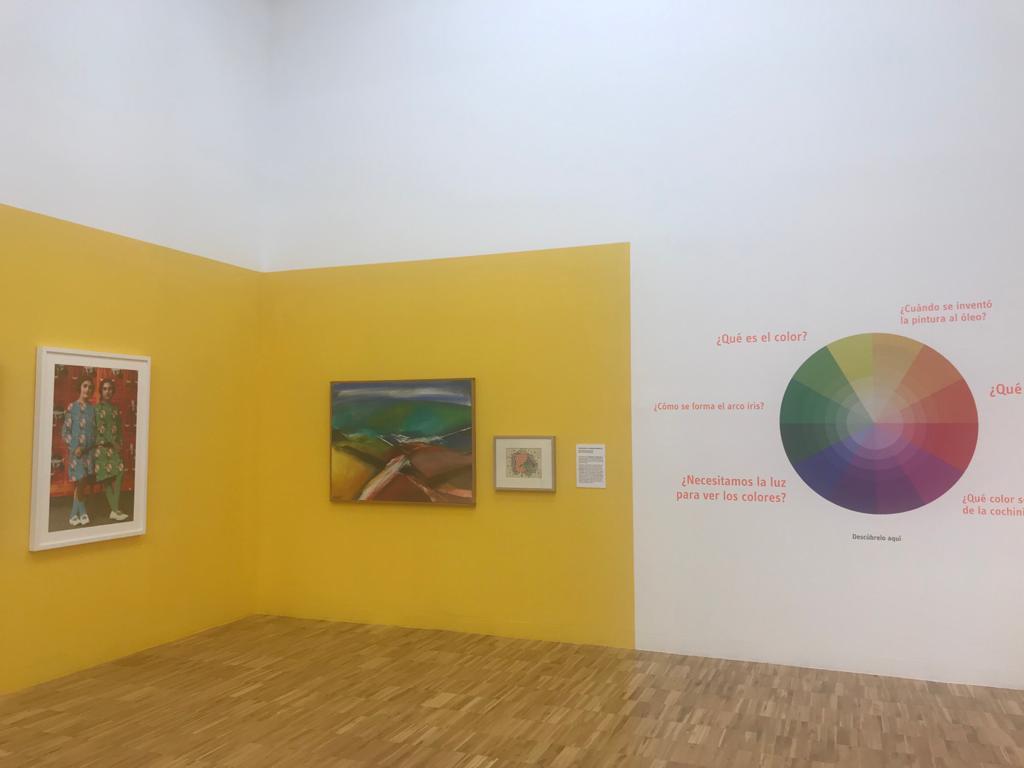 TEA Tenerife presenta en el MiniTEA la exposición Colorín colorado