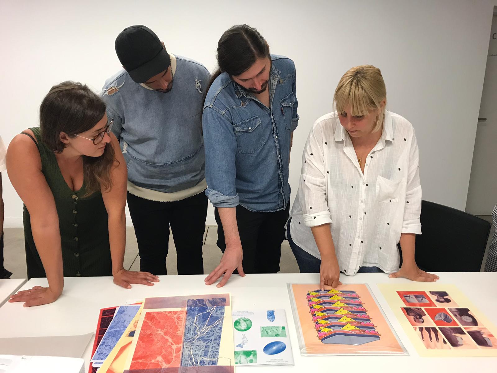 TEA Tenerife celebra un taller de Introducción a la risografía aplicado a la experimentación digital