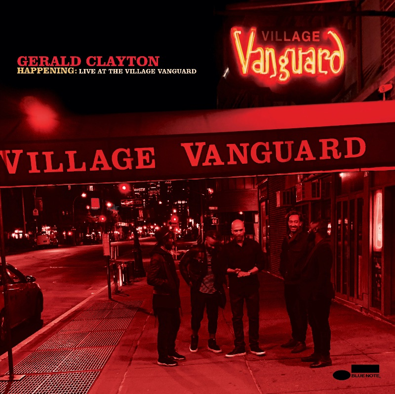 Gerald Clayton publica Happening: Live at the Village Vanguard