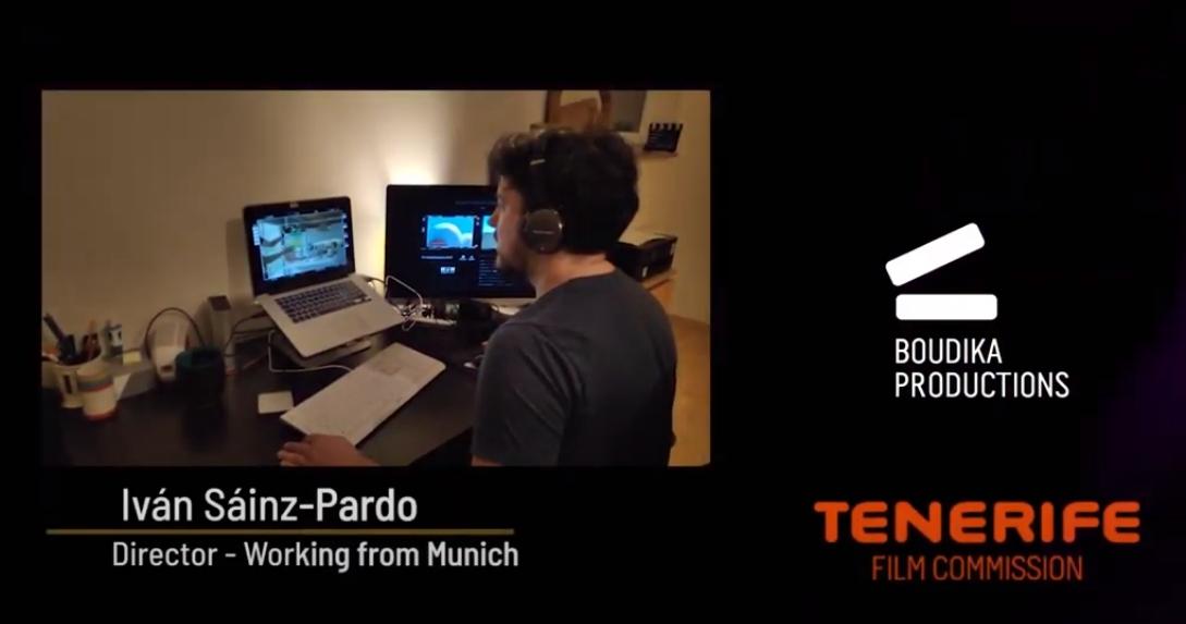 Tenerife despega como plató de rodajes en streaming