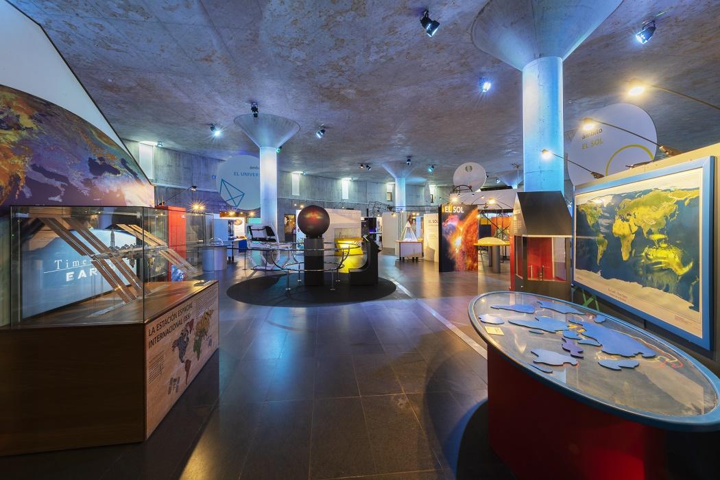 El Museo de la Ciencia y el Cosmos ofrece recorridos gratuitos y guiados a partir de agosto