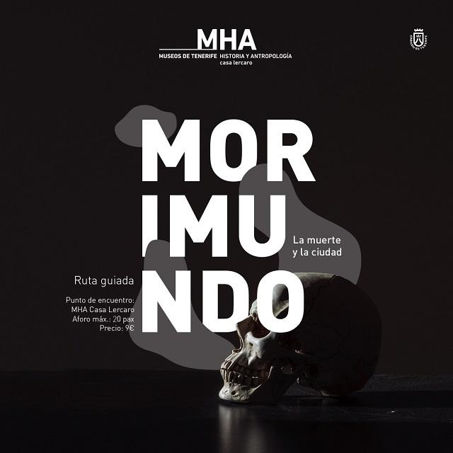 El Museo de Antropología e Historia de Tenerife retoma la actividad cultural Morimundo