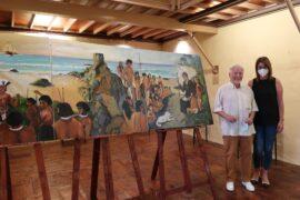 Mural Padre Anchieta (1)