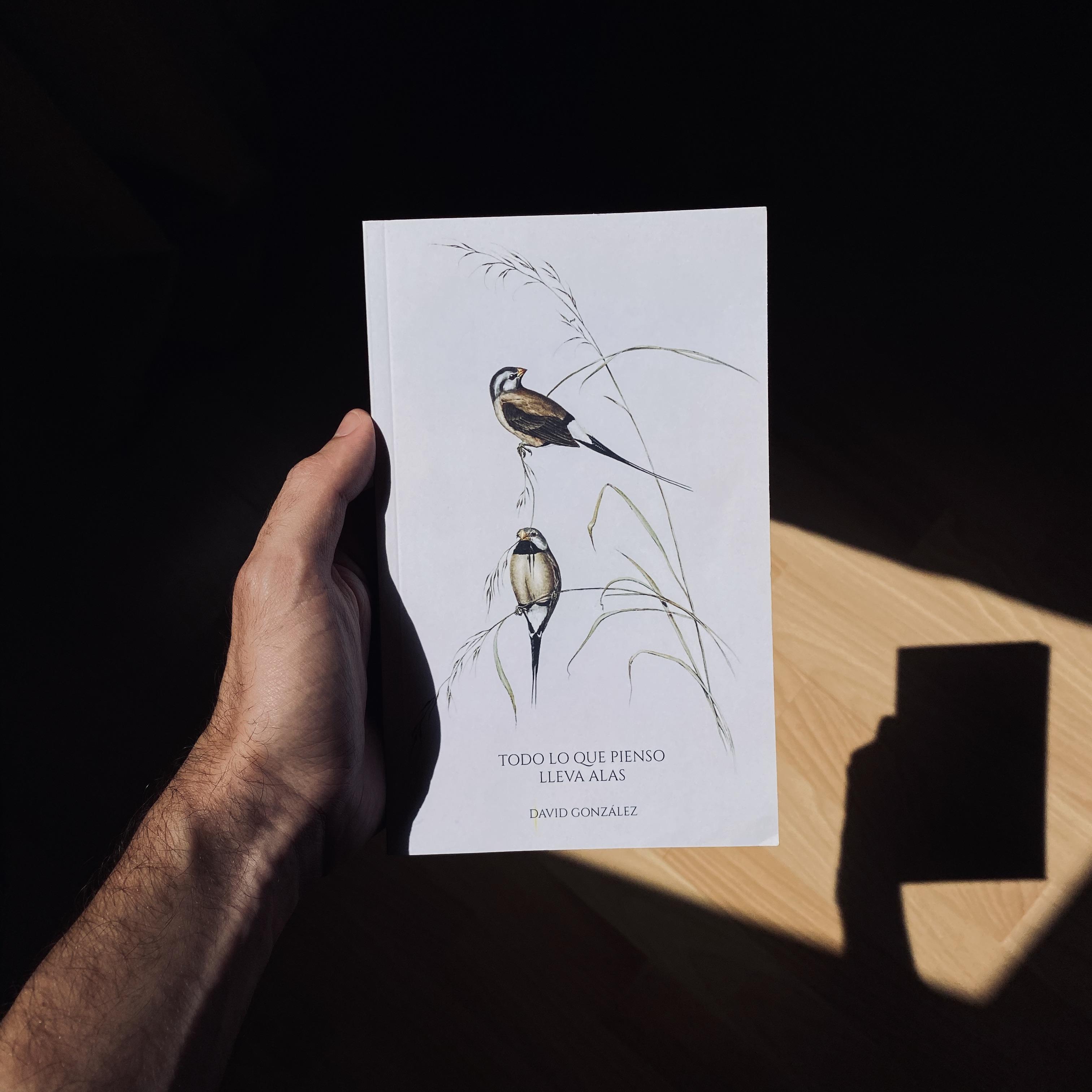 David González narra la libertad encuarentena en su nuevo poemario