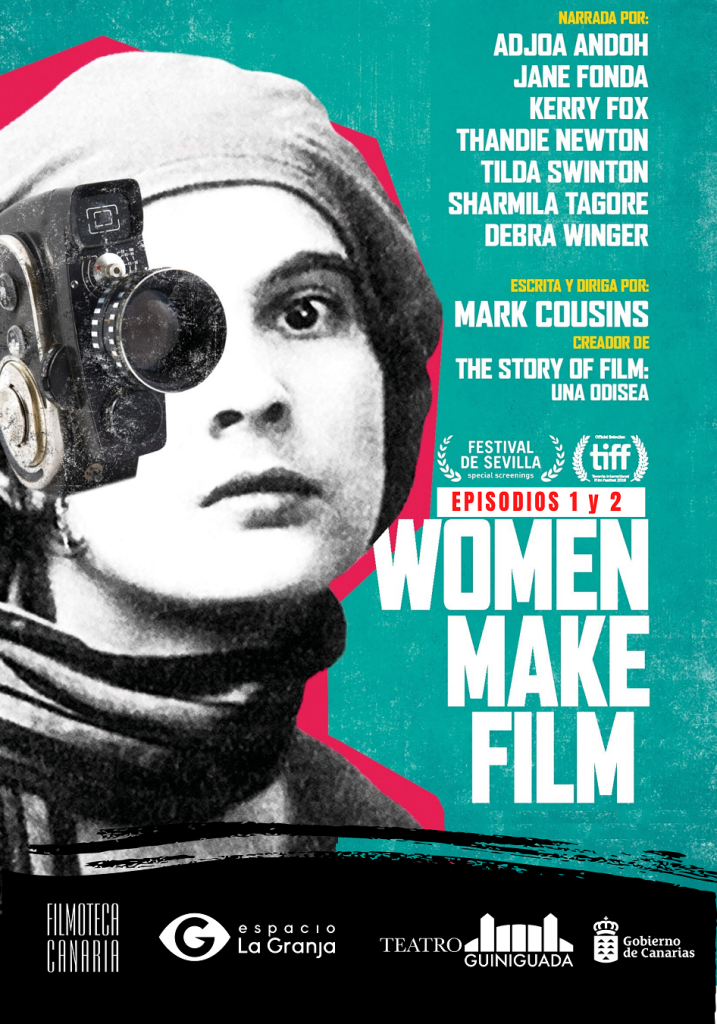 Filmoteca Canaria proyecta la serie documental Women Make Film