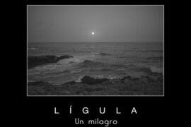 """Portada del single """"Un milagro"""" de la banda Lígula"""